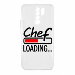 Чехол для Xiaomi Redmi 9 Chef loading