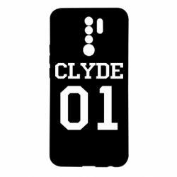 Чехол для Xiaomi Redmi 9 Clyde 01
