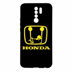Чехол для Xiaomi Redmi 9 Honda