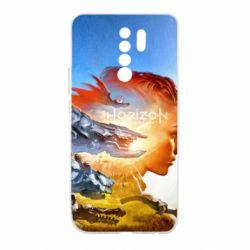 Чехол для Xiaomi Redmi 9 Horizon Zero Dawn art