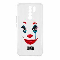 Чехол для Xiaomi Redmi 9 Joker face