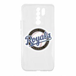 Чохол для Xiaomi Redmi 9 Kansas City Royals