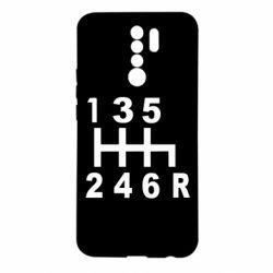 Чехол для Xiaomi Redmi 9 Коробка передач
