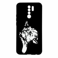 Чехол для Xiaomi Redmi 9 Мастер Йода