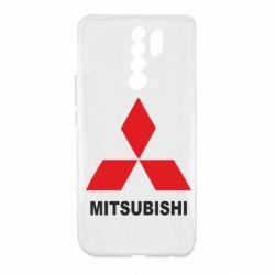 Чехол для Xiaomi Redmi 9 MITSUBISHI