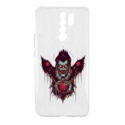 Чехол для Xiaomi Redmi 9 Ryuk the god of death