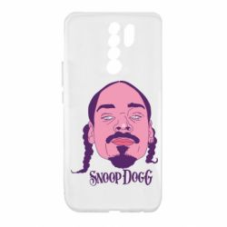 Чехол для Xiaomi Redmi 9 Snoop Dogg