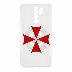 Чохол для Xiaomi Redmi 9 Umbrella Corp Logo