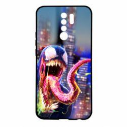 Чехол для Xiaomi Redmi 9 Venom slime