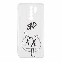 Чехол для Xiaomi Redmi 9 Xxtenations bad smile