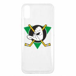Чехол для Xiaomi Redmi 9a Anaheim Mighty Ducks
