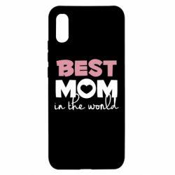 Чехол для Xiaomi Redmi 9a Best mom