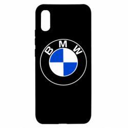 Чехол для Xiaomi Redmi 9a BMW
