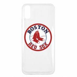 Чохол для Xiaomi Redmi 9a Boston Red Sox