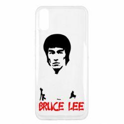 Чехол для Xiaomi Redmi 9a Bruce Lee