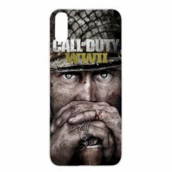 Чехол для Xiaomi Redmi 9a Call of Duty WWII