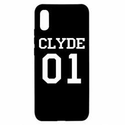 Чехол для Xiaomi Redmi 9a Clyde 01