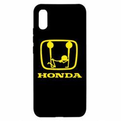 Чехол для Xiaomi Redmi 9a Honda