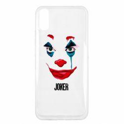 Чехол для Xiaomi Redmi 9a Joker face