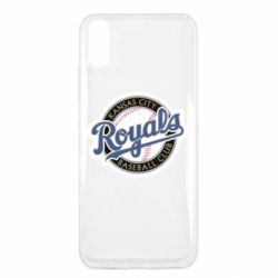 Чохол для Xiaomi Redmi 9a Kansas City Royals