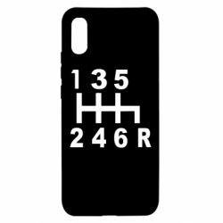 Чехол для Xiaomi Redmi 9a Коробка передач