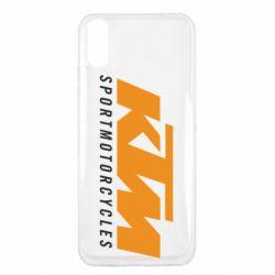 Чехол для Xiaomi Redmi 9a KTM Sportmotorcycles