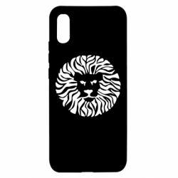 Чехол для Xiaomi Redmi 9a лев