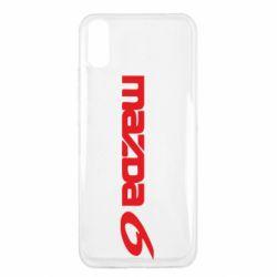 Чехол для Xiaomi Redmi 9a Mazda 6