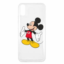 Чехол для Xiaomi Redmi 9a Mickey Mouse