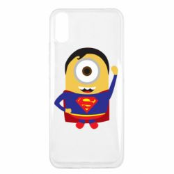 Чохол для Xiaomi Redmi 9a Minion Superman