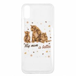 Чехол для Xiaomi Redmi 9a My mom is  better
