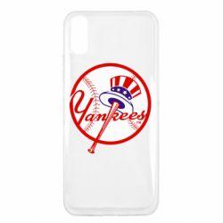 Чохол для Xiaomi Redmi 9a New York Yankees