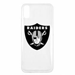 Чохол для Xiaomi Redmi 9a Oakland Raiders