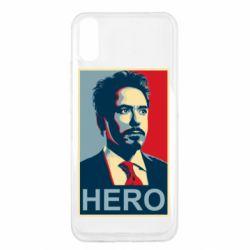 Чохол для Xiaomi Redmi 9a Stark Hero