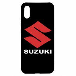 Чехол для Xiaomi Redmi 9a Suzuki
