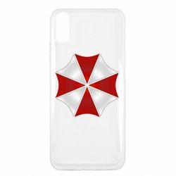 Чохол для Xiaomi Redmi 9a Umbrella Corp Logo