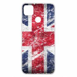 Чехол для Xiaomi Redmi 9c Англия