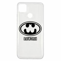 Чохол для Xiaomi Redmi 9c Batwoman