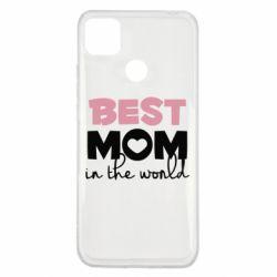Чехол для Xiaomi Redmi 9c Best mom