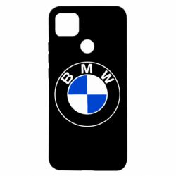 Чехол для Xiaomi Redmi 9c BMW