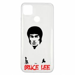 Чехол для Xiaomi Redmi 9c Bruce Lee