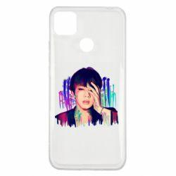 Чехол для Xiaomi Redmi 9c Bts Jin