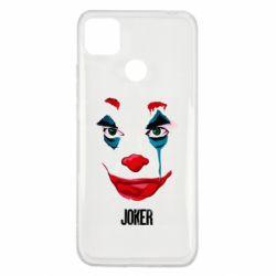 Чехол для Xiaomi Redmi 9c Joker face