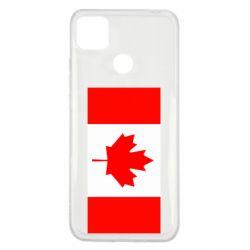 Чохол для Xiaomi Redmi 9c Канада