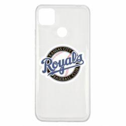 Чохол для Xiaomi Redmi 9c Kansas City Royals