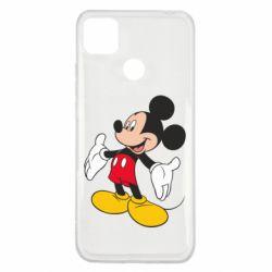 Чехол для Xiaomi Redmi 9c Mickey Mouse