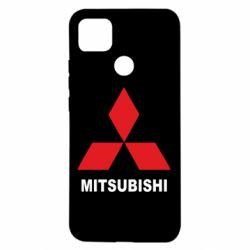 Чехол для Xiaomi Redmi 9c MITSUBISHI