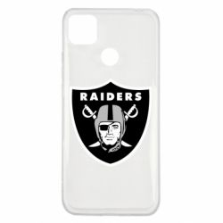 Чохол для Xiaomi Redmi 9c Oakland Raiders