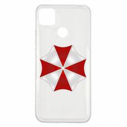 Чохол для Xiaomi Redmi 9c Umbrella Corp Logo