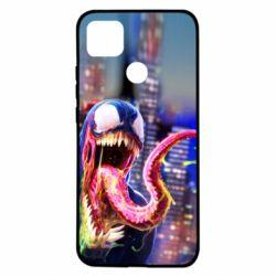 Чехол для Xiaomi Redmi 9c Venom slime